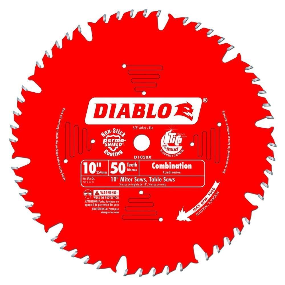 Lưỡi cưa Diablo D1050X