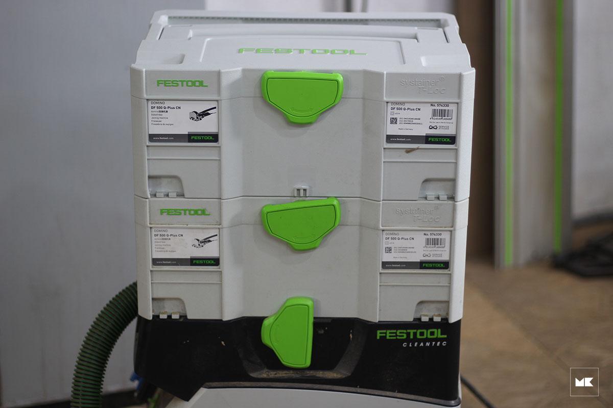 Máy đục mộng Festool Domino DF500